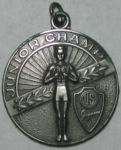 U.S. JAYCEES JUNIOR CHAMP MEDAL!!!!