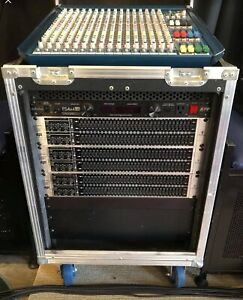 Allen & Heath Mix Wizard WZ 12M Monitor Rig