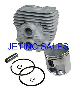 Cylinder Piston Kit W Gaskets Fits Stihl Ts410 Ts420 Nikasil