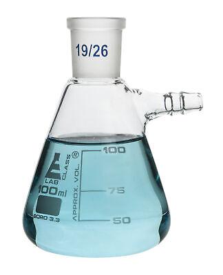 Buchner Filtering Flask 100ml - 1926 Socket Size Eisco Labs