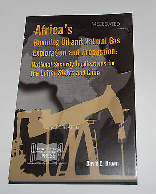 Africas Booming Oil   Natural Gas Exploration   Production Us Army War College