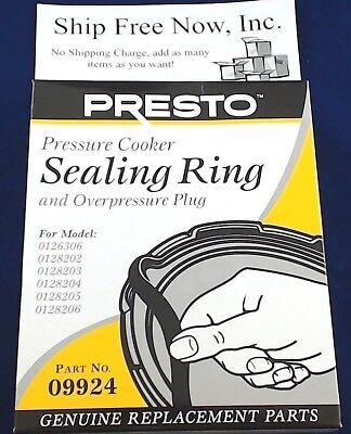 09924 - Presto Pressure Cooker Gasket Sealing (Pressure Cooker Gasket)