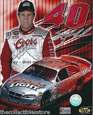 Sterling Marlin Coors Light Beer Dodge Nascar Nextel Cup Racing 8 X 10 Photo  02