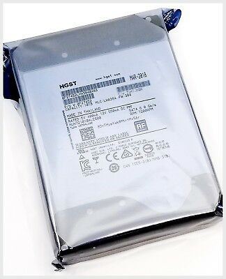 HGST 10TB Hard Drive 7200 RPM Ultrastar He10 SATA  6Gs/s 256MB 3.5