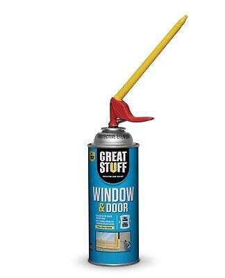 Great Stuff 99108862 Smart Dispenser Window & Door, Yellow