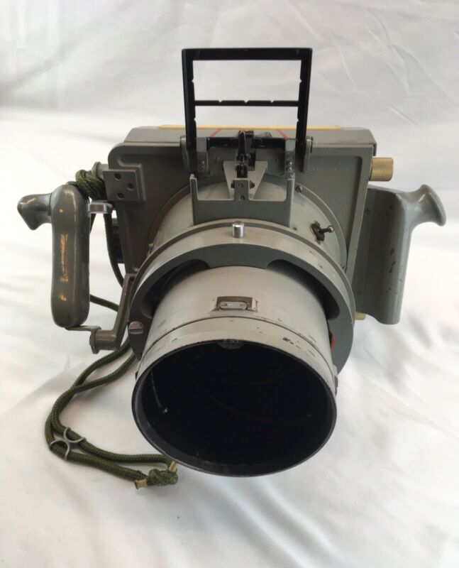 Very Rare WW2 Japanese  Typ SK100 Aerial Camera In Crate.