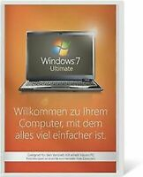 "Windows 7 Ultimate 32 Bit u.Lizenzkey ""Upgrade"" Nordrhein-Westfalen - Kreuzau Vorschau"