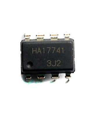 10pc Dip Ic 8p Ha17741 Op Amp Rohs Renesas Lm741 Ua741cp Ua741cn Ua741 741
