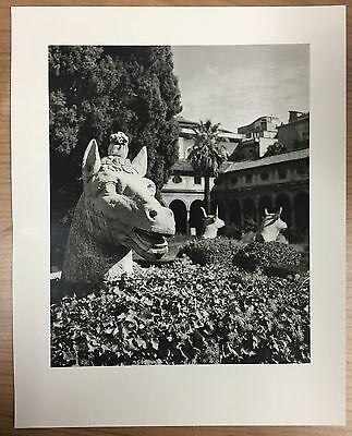 Herbert List * Original Photographie aus dem Nachlass *