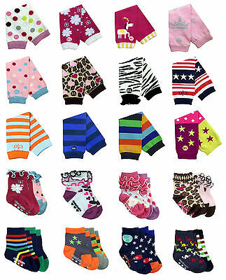 Babylegs Baby Arms Legs Warmers Socks 2 Pairs For Boys And Girls 12-24M / 2T-4T - Baby Legs Socks