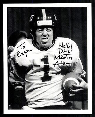 Marty Allen Autogrammkarte Original Signiert # BC G 23171