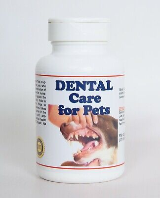 DENTAL CARE 4 PETS -  Gingivitis (gums), Periodontitis, piorrea, caries, plaques
