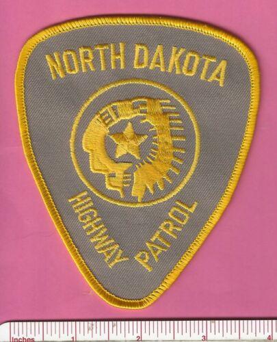 North Dakota ND State Police Highway Patrol Trooper Law Enf. Shoulder Patch