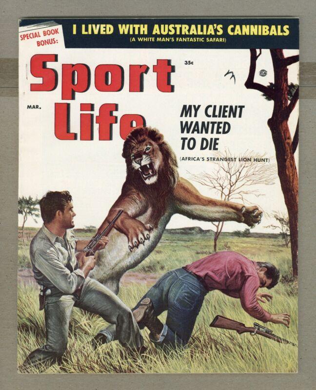 Sport Life #Vol. 3 #1 FN+ 6.5 1956