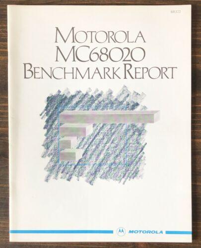 Motorola - MC68020 Benchmark Report (1986)