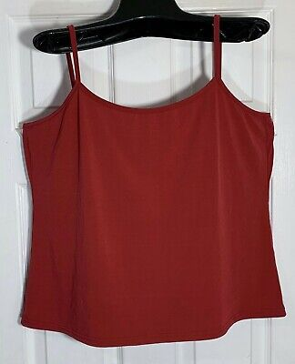 Plus Size Angel (NEW ANGEL PLUS SIZE 1X WOMEN SPAGHETTI STRAP TANK TOP CAMI)