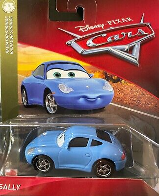 "DISNEY PIXAR CARS  ""SALLY""  NEW IN PACKAGE, SHIP WORLDWIDE"