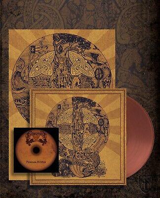 LEIDUNGR Nordiska Hymner lim.180g RED LP+CD  Triarii Arditi Puissance Wardruna