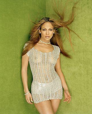 Jennifer Lopez 8X10 Glossy Photo Picture