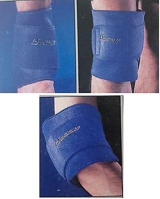 Soporte gel frio calor reutilizable rodilla codo tobillo. Neopreno. + Bolsa gel