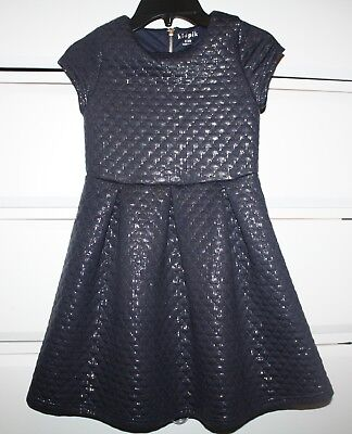 KIDPIK sz 7 8 GIRL'S Fancy HOLIDAY PARTY DRESS for Christmas or special occasion - Girls Dresses For Special Occasions