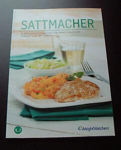WeightWatchers  Sattmacher - Rezepte für Sattmacher  Kochbuch 2014 1 Auflage