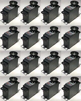 16 NEW servo motors Futaba S3004 S3151 sim to Hobbico, Horizon Hobby, Hitec, DJI ()