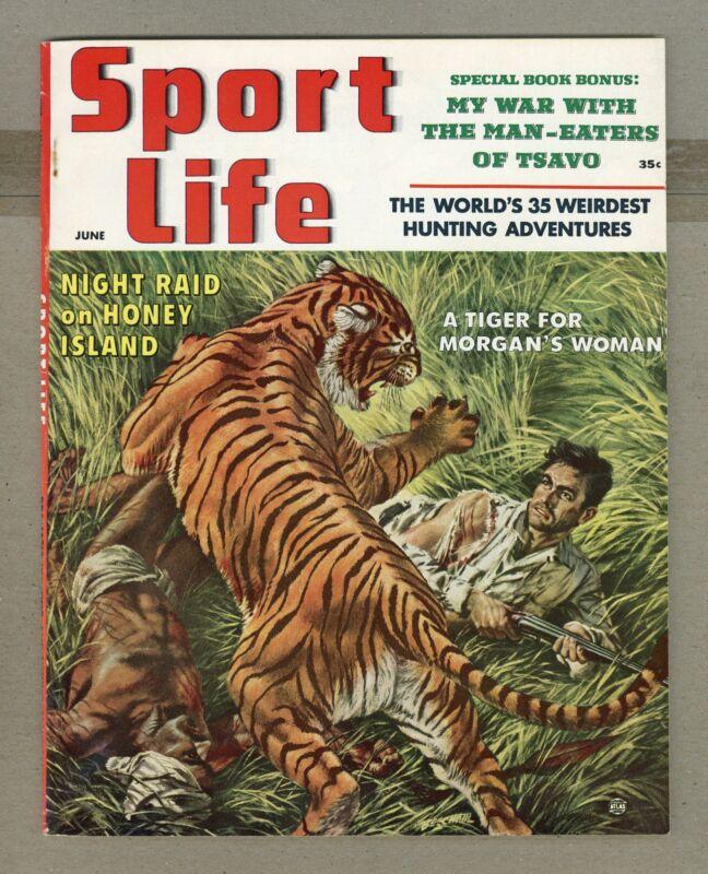 Sport Life #Vol. 4 #2 FN 6.0 1957
