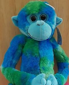 "Toy New Plush Hanging Monkey - ""Koko"" Littlehampton Mount Barker Area Preview"