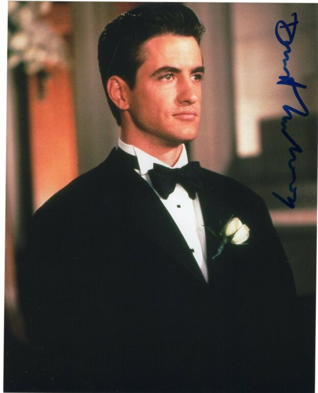 Dermot Mulroney My Best Friends Wedding Signed 8x10 Photo w/COA #1