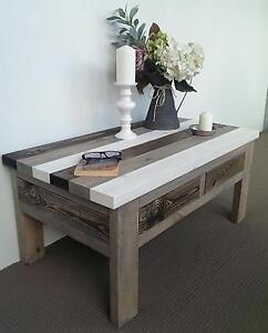*New* Handmade Tiramisu Coffee Table Rustic/French Provincial Ormeau Gold Coast North Preview