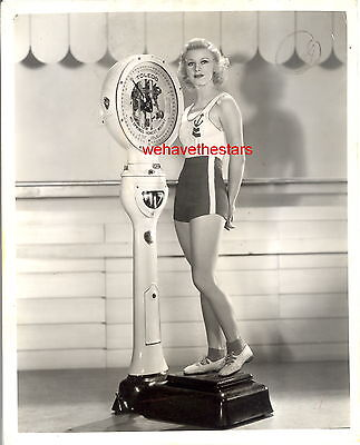 Vintage Ginger Rogers SEXY SWIMSUIT PINUP '37 Publicity Portrait by BACHRACH on Rummage