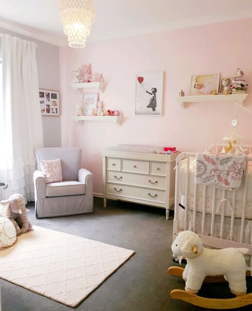 Pottery Barn Nursery Furniture Cots