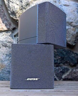 Bose Doppel Cube Acoustimass Lautsprecher Lifestyle 6 10 av18 28 V10 20 30