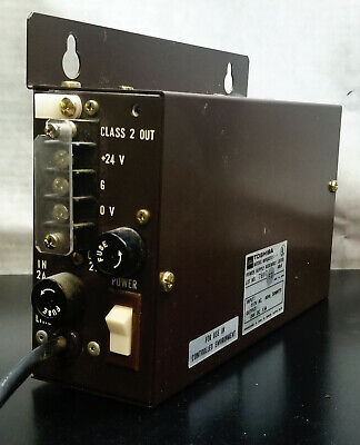 Toshiba Strata Phone System Mpsa512a-a Power Supply