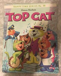 Top Cat vintage book 1962