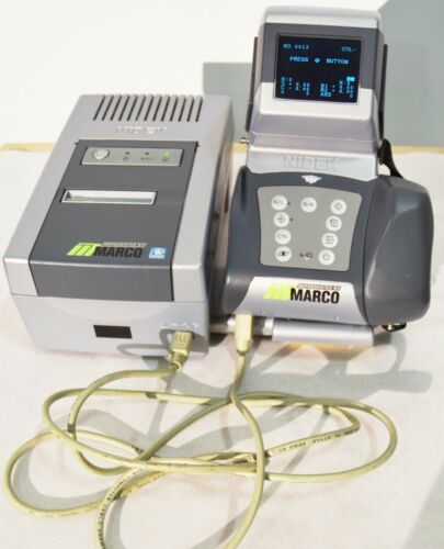 Nidek Marco ARK-30 Type R Autorefractor Keratometer with Printer/Charger