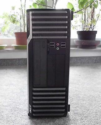 MARKEN PC ACER VERITON S670G - CORE2 QUAD Q8300 - 4GB RAM - Windows 7 & 10 PRO gebraucht kaufen  Deutschland