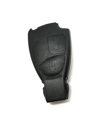 2Tasten Schlüssel Fernbedienung Gehäuse für Mercedes Benz S202 S203 C-Klasse T