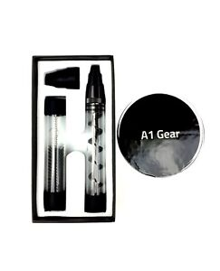 3 in 1 pipe Glass Blunt for sale!