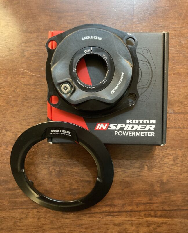 Rotor INspider Power Meter Spider with Aero Crown