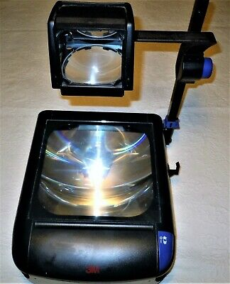 3M 1800 BJ1 Folding / Adjustable Overhead Portable Transparency Projector