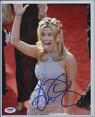 Jenny Mccarthy Auto Autograph Signed 8X10 Photo Picture Psa