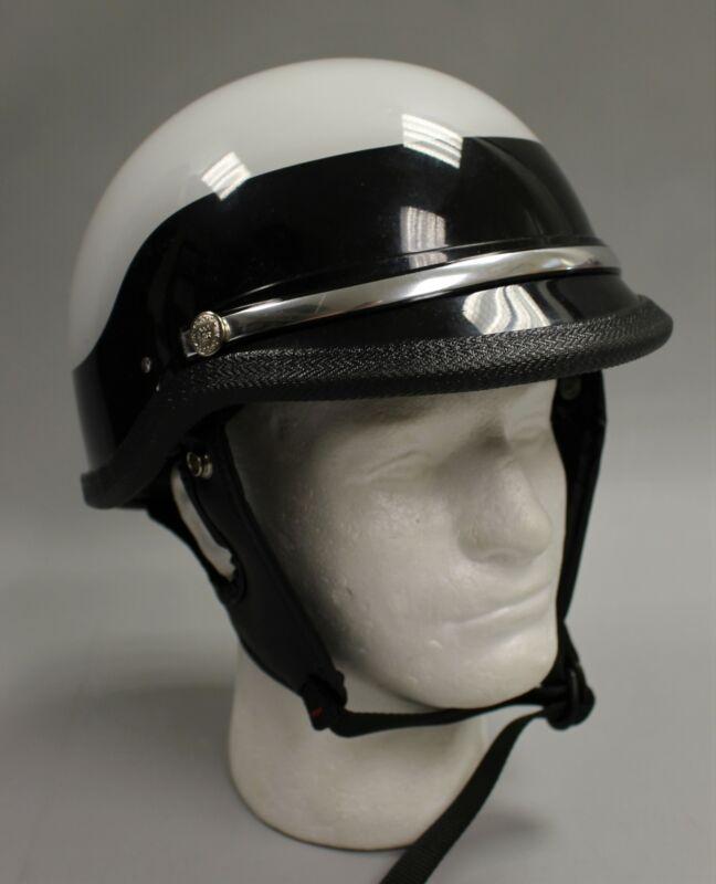US Military Mounted Police Helmet - Large - Used