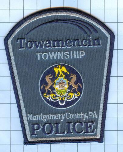 POLICE PATCH - Towamencin TOWNSHIP Montgomery, PA
