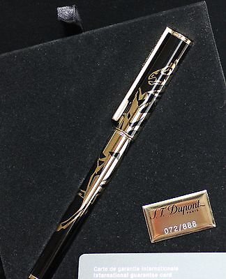 S.T. DUPONT - Neoclassique Cheval Large R.B. Mod#142856 #072/888  NEW IN BOX!