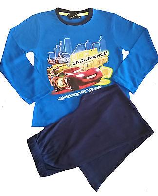 Age 3-8 years Children Cars Lightning McQueen Pyjamas PJS Kids Boys Girls Disney ()