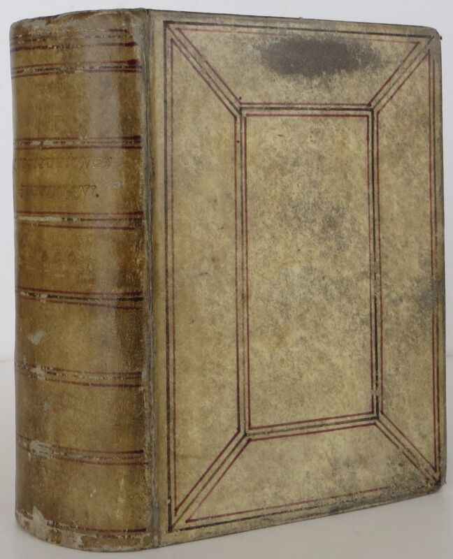 Justinian I The Institutes Of Justinian, Corpus Juris Civilis First Edition 1560