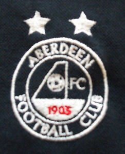 Various-Vintage-New-Aberdeen-Football-Tops-Shirts-Jackets-All-Different-Sizes