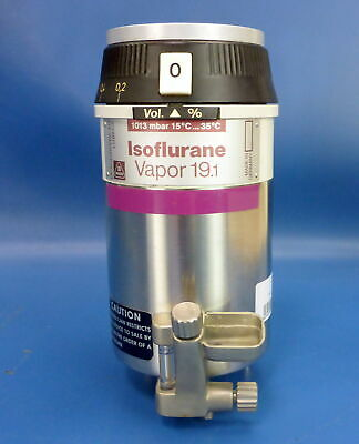 Drager Isoflurane Vapor 19.1 Vaporizer 1013mbar 15°C...35°